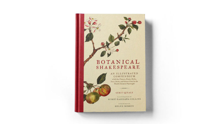 読んだ本:Botanical Shakespeare