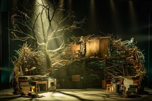 Skellig at Nottingham Playhouse