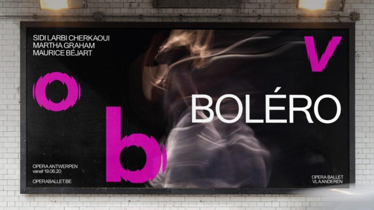 Opera Ballet Vlaanderenのリブランディング