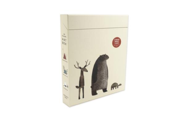 Jon Klassen's Hat Box